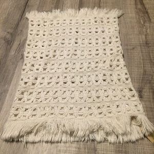 Abercrombie & Fitch scarf. NWT